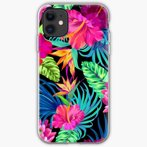 Birds Of Paradise Blush iPhone 11 case