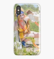Rikku-approved item coming up! iPhone Case/Skin