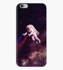 Shooting Stars - the astronaut artist iPhone Case