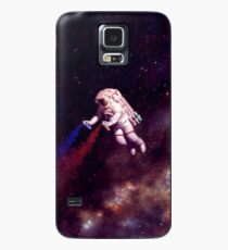 Shooting Stars - the astronaut artist Case/Skin for Samsung Galaxy