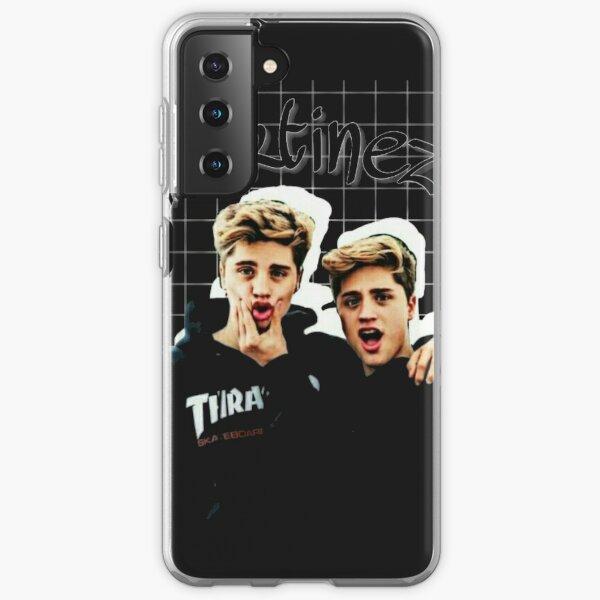 martinez twins - twin Samsung Galaxy Soft Case