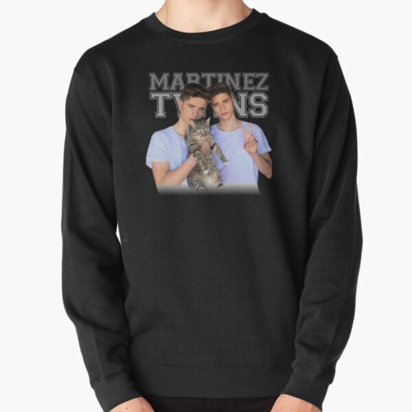 martinez twins - team 10 Pullover Sweatshirt