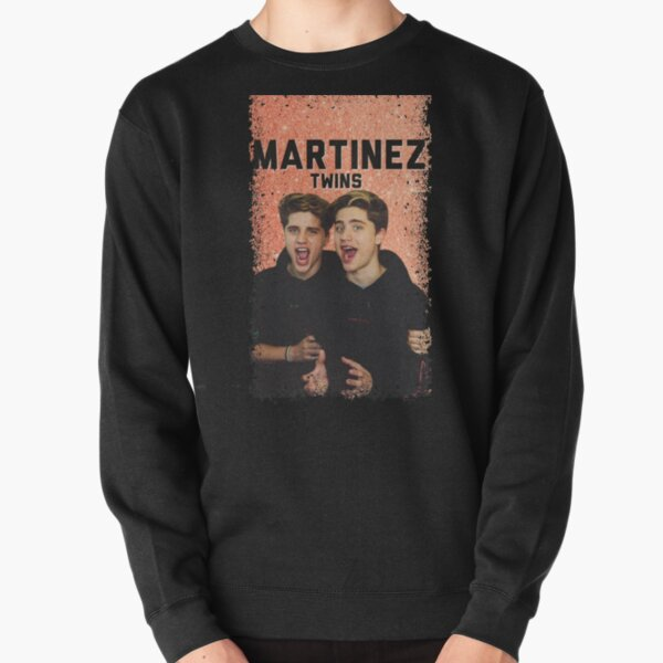 martinez twins - ivan and emilio Pullover Sweatshirt