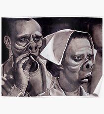Twilight Zone - Auge des Betrachters Poster
