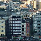 Istanbul Turkey  Harbourside  Apartments by Deirdreb