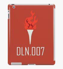 DLN.007 - Fireman iPad Case/Skin