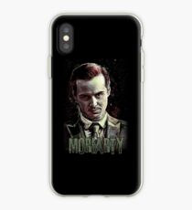 """""""Long live the king""""-Moriarty iPhone Case"""
