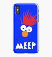 Beaker MEEP iPhone Case
