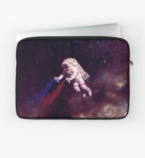 Funda para portátil Shooting Stars - the astronaut artist