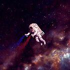 Shooting Stars - der Astronautenkünstler von Carlos Tato