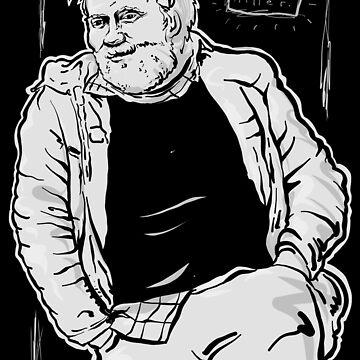 Chuck Miller. Poet. by Bygauntt