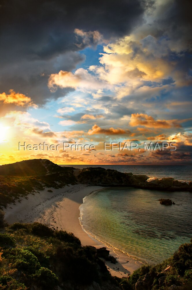 Sunset Cove by Heather Prince