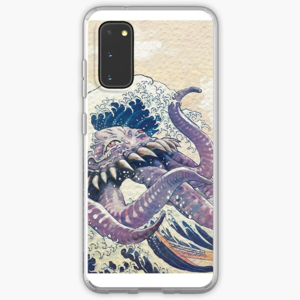 The Great Ultros Off Kanagawa Samsung Galaxy Soft Case