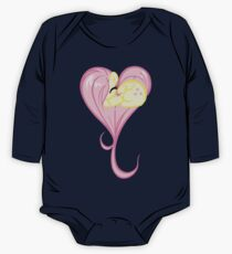 Heart Of Fluttershy Kids Clothes