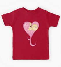 Heart Of Fluttershy Kids Tee