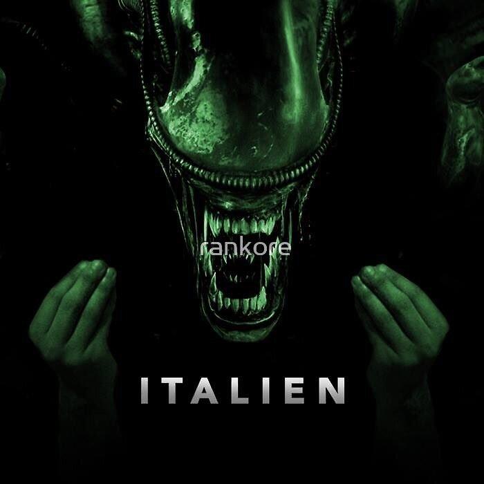 "Alien Movie: Meme Funny"" By Rankore"
