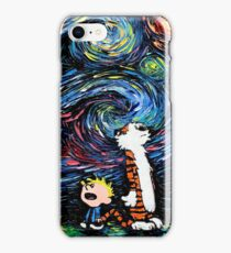 hobbes iPhone Case/Skin
