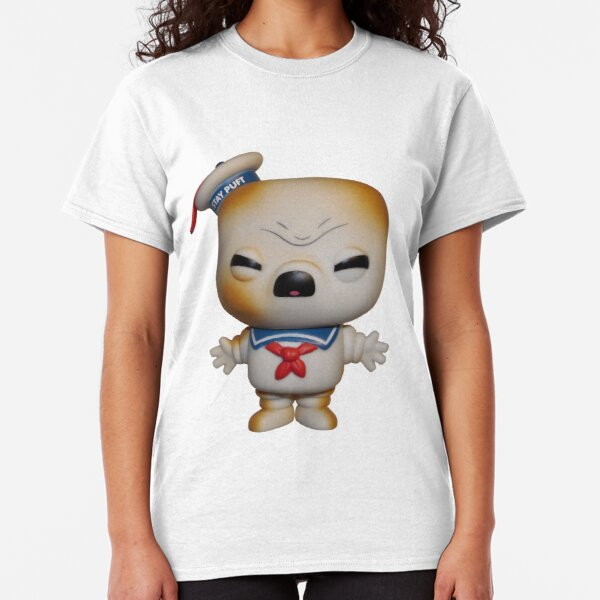 Funko POP Stay Puft Toasted Marshmallow Man  Classic T-Shirt