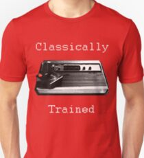 Classically Trained! Gamers Design T-Shirt