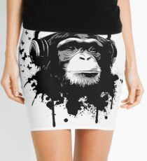 Monkey Business Mini Skirt