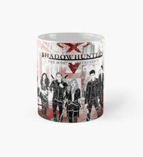 Shadowhunters poster. Mug