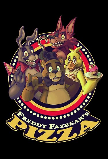 Quot Welcome To Freddy Fazbear S Pizza Quot Posters By Qlaxx