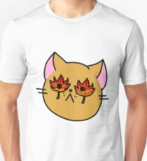 Leafy Kitty Cat Surprise T-Shirt