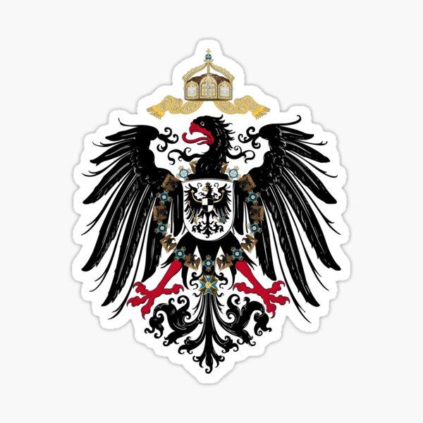 Deutscher Reichsadler Sticker