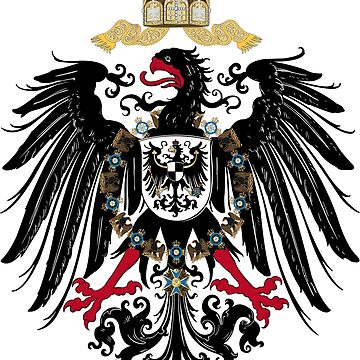 German Empire Eagle by MrGreed