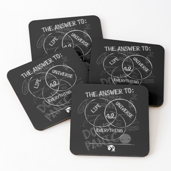 the answer is... Coasters (Set of 4)
