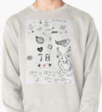 Louis Tattoos Pullover