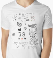 Louis Tattoos T-Shirt
