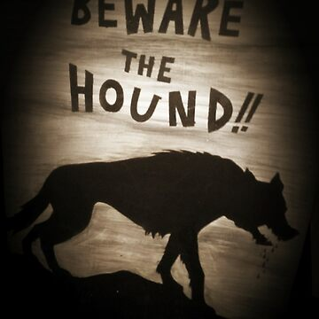 Sherlock Beware the Hound by ZombieFiend