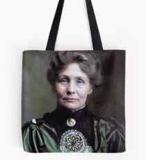 Emmeline Pankhurst - 1910 Tote Bag