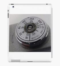 Zenit B Reminder Dial iPad Case/Skin