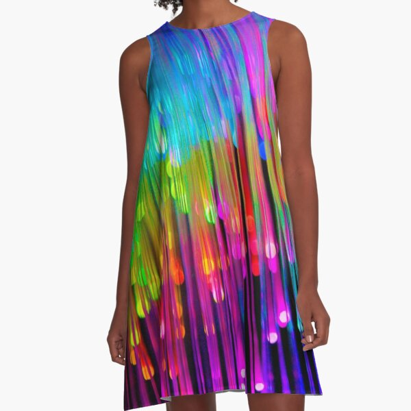 Bubbles 1 A-Line Dress