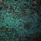 Turquoise Glass von germanX