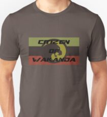 Citizen of wakanda T-Shirt