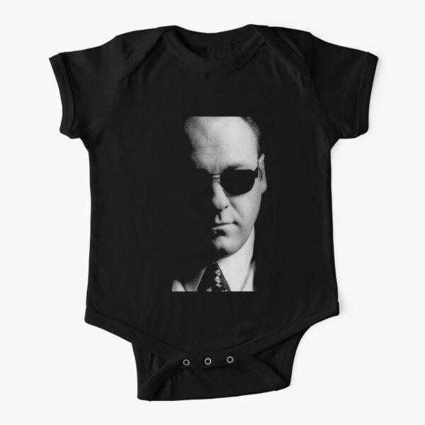 Tony Soprano Short Sleeve Baby One-Piece