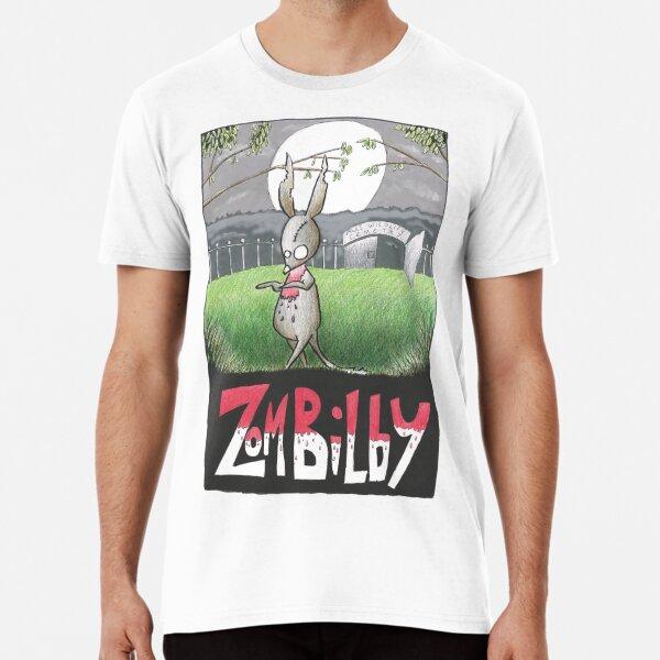 Zombilby (Zombie Bilby) Premium T-Shirt