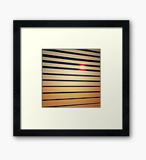 Tyrell Afternoon Framed Print