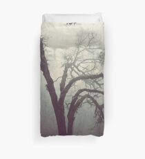 Silent Anticipation Duvet Cover