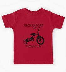 REGULATORS MOUNT UP  Kids Clothes