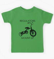 REGULATORS MOUNT UP  Kids Tee