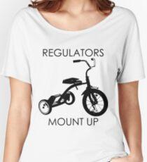 REGULATORS MOUNT UP  Women's Relaxed Fit T-Shirt