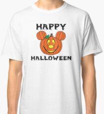 Halloween Pumpkin Head - 1 Classic T-Shirt