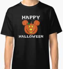 Halloween Pumpkin Head - 2 Classic T-Shirt