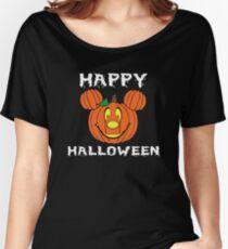 Halloween Pumpkin Head - 2 Women's Relaxed Fit T-Shirt
