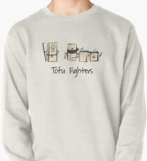 Tofu Fighters Funny Design for Tofu Lovers and Vegans Sweatshirt