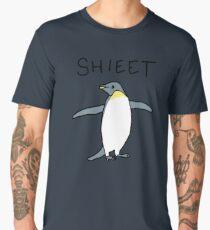 Animal Penguin T Shirt SHIEET Men's Premium T-Shirt